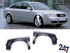 NEW AUDI A6 C5 2002 - 2005 FRONT WING FENDER LEFT N/S RIGHT O/S PAIR SET