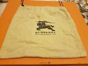 Burberry, Designer Dust Bag, Size: 350x320mm **EMPTY**, Used nice condition