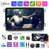 "9"" Android 8.1 GPS Navi Autoradio BT Mirrorlink RDS Für VW GOLF 5 6 Polo Touran"