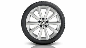 Original VW Winterkompletträder 205/55 R16 91H - 6x16 ET48 - Golf VI/VII - DOT19