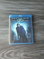 The Dark Knight (Blu-Ray/DVD/Digital Copy, 3 Disc Set) Free Ship