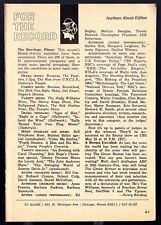 1966 TV ARTICLE~THE GREEN HORNET UNVEILED~THE IDENTITY OF THE ACTOR VAN WILLIAMS