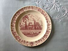Wedgwood Plate Monticello Home of Thomas Jefferson