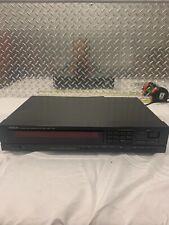 Denon Tu 800 Black 8022601752 Audio Component Am Fm Stereo Tuner