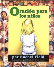 Oración para los niños (Prayer for a Child) (Spanish Edition)