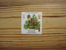 MNH 22p stamp European Pine Marten Martes Endangered Species at risk 1986 GB UK