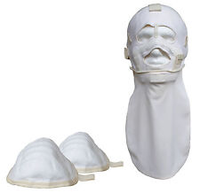 BRAND NEW ORIGINAL US GI ARCTIC WHITE EXTREME COLD WEATHER FACE MASK