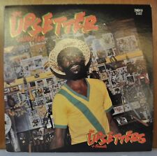 The Upsetter Collection Lee Perry Japan LP 1981 Trio PA-23019 + Insert Trojan