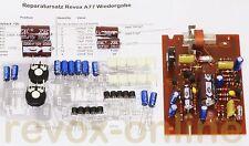 Reparatursatz, Revisionssatz für alle Repro-Leiterplatten 1.077.720, Revox A77