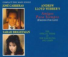 José Carreras Amigos para siempre (Barcelona '92; & Sarah Brightman) [Maxi-CD]