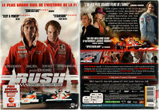 DVD - RUSH - Chris Hemsworth,Daniel Brühl,Olivia Wilde,Ron Howard  - NEUF
