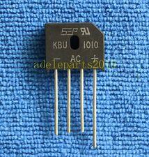 10pcs KBU1010 KBU-1010 ORIGINAL 10A 1000V Bridge Rectifier NEW
