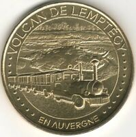 Monnaie de Paris - VOLCAN DE LEMPTEGY - PETIT TRAIN 2020
