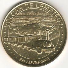 Monnaie de Paris - VOLCAN DE LEMPTEGY - PETIT TRAIN 2020