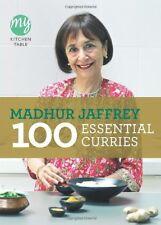 My Kitchen Table: 100 Essential Curries,Madhur Jaffrey