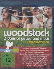 Woodstock - The Director's Cut -  Blu-ray (NEW! Original verschweißt)