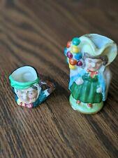 Mini Sairey Gamp Royal Doulton Character Toby Mug and Balloon Toby Mug