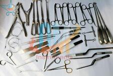 Basic Craniotomy Set Of 40 Pcs Surgical Spine Orthopedic Instruments Om
