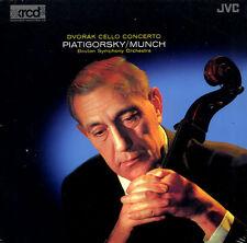 XRCD Dvorak-Gregor Piatigorsky-Charles Munch-Cello Concerto in B minor