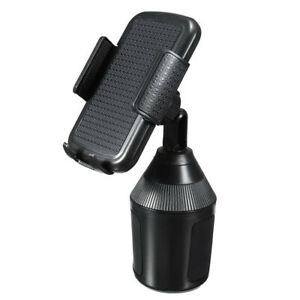 Universal 360 Degree Adjustable Car Cup Holder Car Mount For Cell Phones / GPS