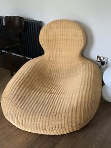 Storvik rattan lounge Chair Ikea
