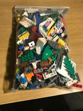 50 x BLACK LOT Lego Strips Pieces Plate Flat Joblot Bulk Mixed Sizes Long Bakstenen, bouwstenen Bouwspellen