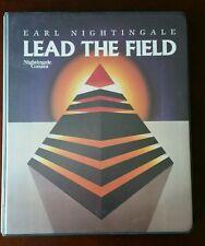 "Earl Nightingale ""Lead The Field"" Book on Tape"