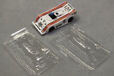 HO Slot Car Parts - HCS Porsche 917/10 Can-Am Clear .010 Lexan Body Lot of 2