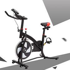 Fitness Fahrrad Heimtrainer Trimmrad Hometrainer Ergometer mit LCD-Display