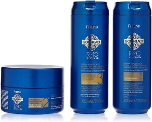 Amend Gold Black RMC System Q Kit Treatment of KERATINA – 900 gr