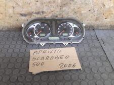 APRILIA SCARABEO 500 2002-2006 Strumentazione Contachilometri