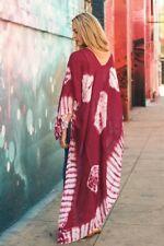 Tie Dyed Long Kimono Wrap - Super cute!