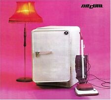 The Cure - Three Imaginary Boys [New CD] Holland - Import