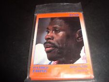 PATRICK EWING 1990 Star Co. 11 Card Sealed Basketball Set New York Knicks MInt