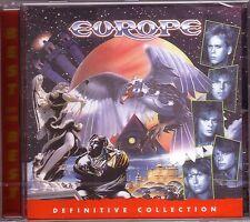 CD (NEU!) . Best of EUROPE (The Final Countdown Carrie mkmbh
