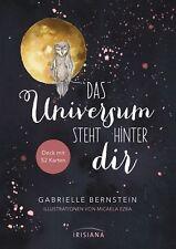 Gabrielle Bernstein - Das Universum steht hinter dir: Deck mit 52 Karten