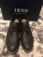 Izod Memory Foam shoes style Inwood color Gaucho