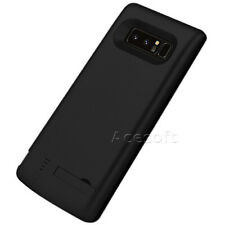 6500mA Extended Battery Charging Case for Cricket Samsung Galaxy Note 8 SM-N950U