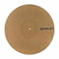"CoRkErY Turntable Platter Mat | Audiophile Anti-Static Slipmat | 1/8"" Recessed"