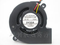 For Acto Projector Turbine Cooling Fan SF5020RH12-08E 5020 12V Blower