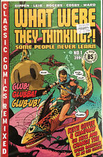 What Were They Thinking?! #1 Some People Never Learn VF+ 1st Print Boom Studios