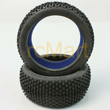 3031-00 Jconcepts Crowbars (YELLOW Compound)1/8 Buggy Tires (2)