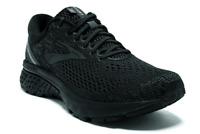 Brooks Adrenaline GTS 19 Men's Black Running Shoes Run Sport Sneaker 1102941D071