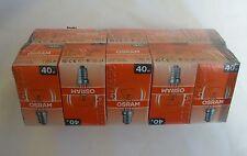 OSRAM 10 BOMBILLAS ESFERICA CLASSIC E14 40W TRANSPARENTE