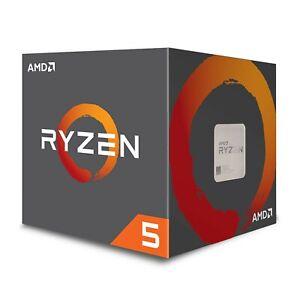 AMD Ryzen 5 2600 Wraith Stealth Edition, 3,40 GHz AM4 Hexa-Coeur Processeur