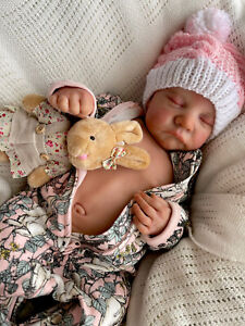 Reborn baby Girl ~ Reborn By Me ( Levi)