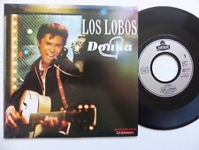 BO Film OST La Bamba LOS LOBOS Donna  886217 7 Pressage France RRR
