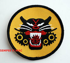 TANK DESTROYER BATTALION HAT PATCH CAMP HOOD PANTHER PIN UP US ARMY GIFT WOW