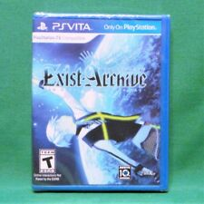 Exist Archive: The Other Side of the Sky (Sony PlayStation PS Vita 2016) NTSC US