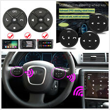 Car navigation DVD Player Steering Wheel Wireless Remote Controller Key Button